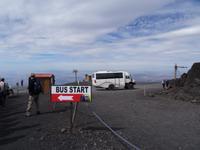 Ätna auf 2500 Meter Höhe