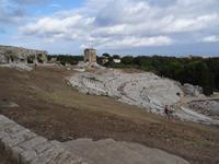 Syrakus - Teatro Greco
