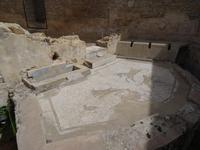Villa Romana - ehemaliger Latrinenbereich