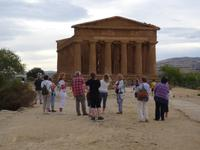 Agrigent - Concordia Tempel