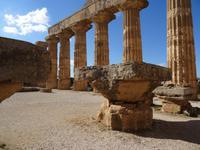 Selinunte - Tempel E (Hera Tempel)
