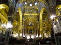 Palermo - Normannenpalast, Capella Palatina
