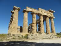 Archäologischer Park in Selinunte