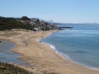 Strand von Selinunte