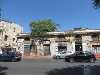 alte Häuser in Palermo