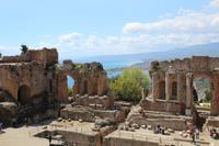 Taormina, Teatro Greco