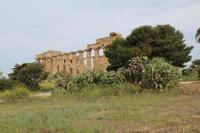 Tempelanlage in Selinunte