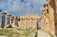 Antike Anlagen von Selinunte