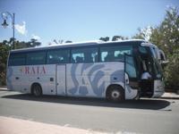 unser örtlicher Reisebus