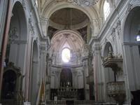 In der Kirche des heiligen Franziskus