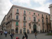 ehemaliger Palast in Catania