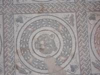 Mosaiken in der Römer-Villa