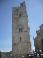 Glockenturm in Erice