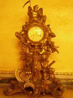 In den Palasträumen der Capella Palatina