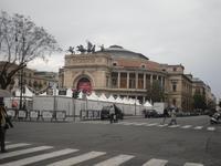 Theater Massimo in Palermo