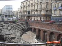 Römisches Amphitheater Odeon - Catania