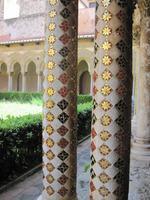 gigantische Säulen in Monreale