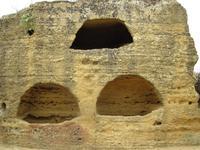 Grabstätte in Agrigent