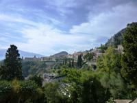 Abendstimmung in Taormina