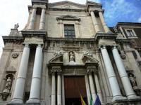 Catania, Westportal des Domes