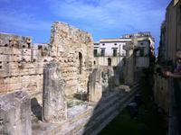 Syrakus, Tempio di Apollo