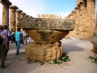 Selinunte, Tempel E (Hera-Tempel)
