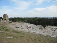 Syrakus Griechisches Theater