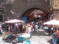 Fischmarkt in Catania