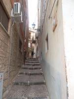 Leben wie früher: Gasse in Sant Angelo Muxaro