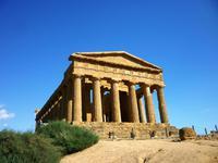 02.10.2013 Concordia-Tempel bei Agrigent