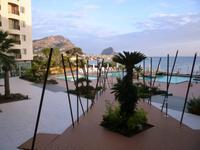 04.10.2013 Strand am Hotel bei Palermo