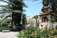 Garten in Taormina