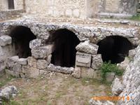 Zisternen in Syrakus