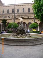 Brunnen Monreale