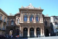 Palazzo am Piazza Duomo Catania