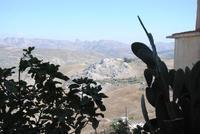 Blick in Tal von Sant Angelo Muxaro