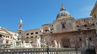 Palermo- Schambrunnen