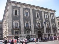 Catania - Rathaus