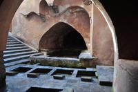 Normannische Waschplätze in Cefalu