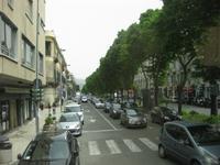 Messina - eine Hauptverkehrsstraße