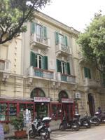 Messina - an der Piazza Duomo