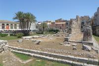 Syrakus - Apollon-Tempel