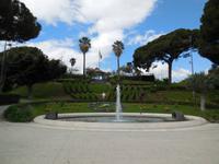 Parkanlage Catania