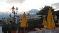 Giardini Naxos, unser Hotel Hilton