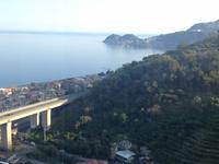 Ausblick vom Hotel Olimpo