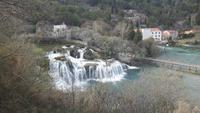 043 Sibenik (Kroatien) - Ausflug zu den Krka-Wasserfällen