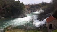 061 Sibenik (Kroatien) - Ausflug zu den Krka-Wasserfällen