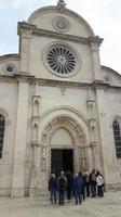 071 Sibenik (Kroatien) - Kathedrale des Heiligen Jakob