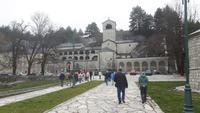 078 Kotor (Montenegro) - Ausflug ins Hinterland (Kloster in Cetinje)