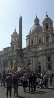 148 Civitavecchia (Italien) - Ausflug nach Rom (Piazza Navona)